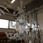 Custom lighting: Murano glass chandelier Venetian Ideas