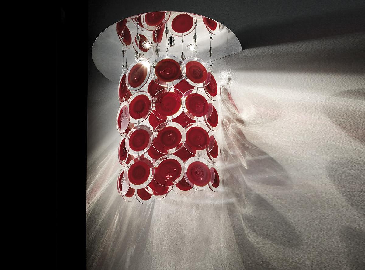 3800-AP-13_dischi_venetian glass chandelier