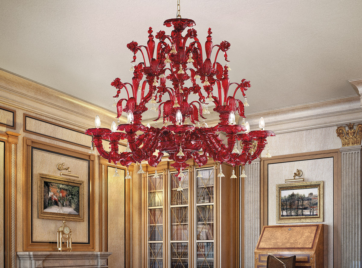 C-2756-9 -traditional-venetian-chandeliers