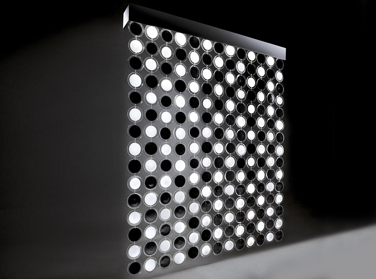 C-8380_dischi_venetian glass chandelier