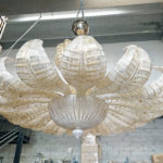 Naga: Murano glass chandelier