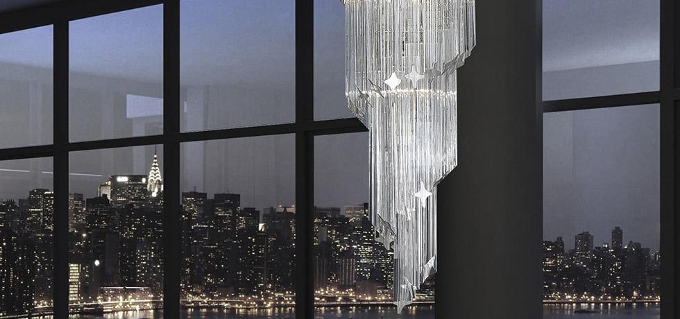 Collezioni - Lampadari in Vetro Murano, illuminazione d'arte ...