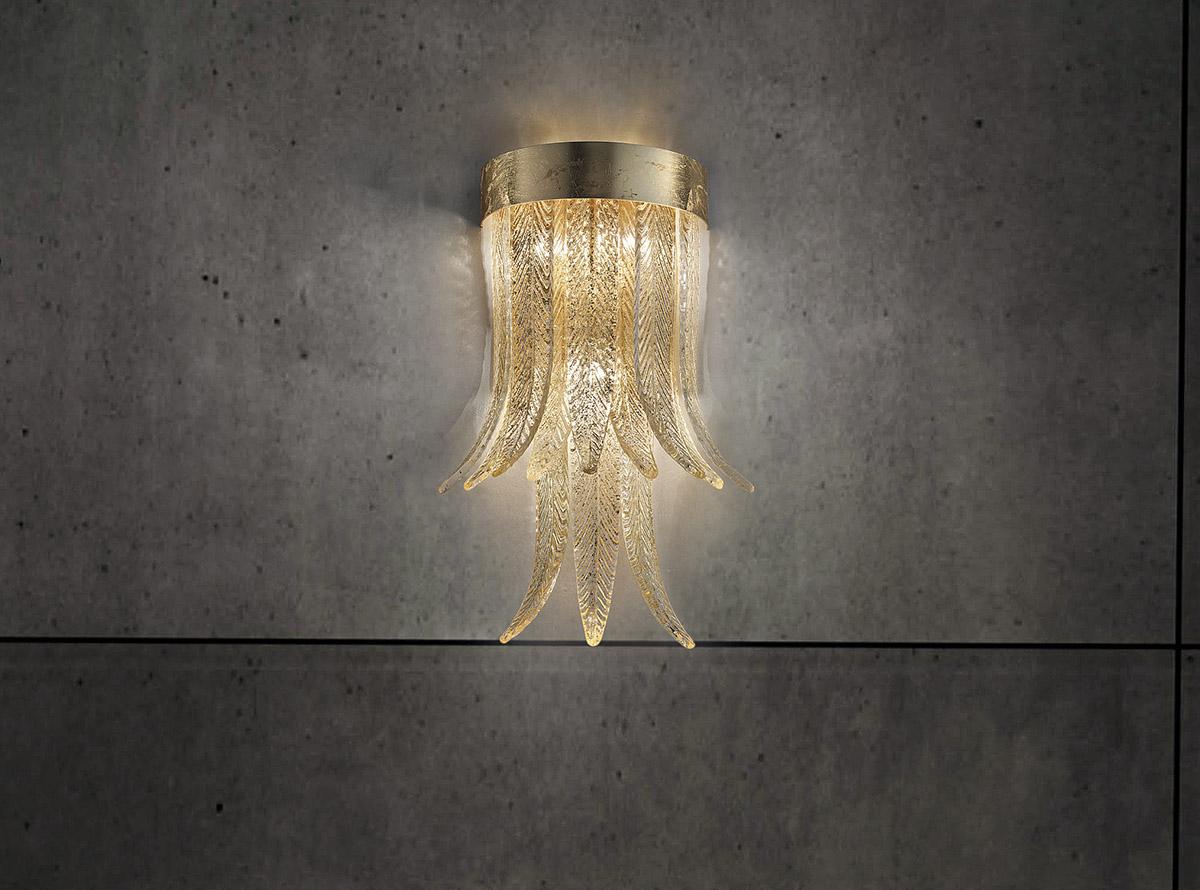 blown-glass-chandelier-lighting-1890-gold-l38