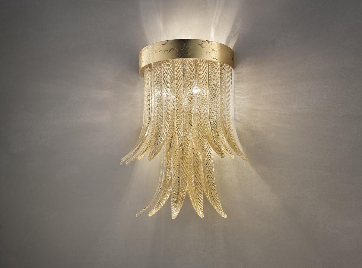 blown-glass-chandelier-lighting-1890-gold-l44