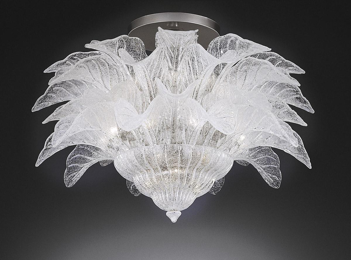 blown-glass-chandelier-lighting-C-982