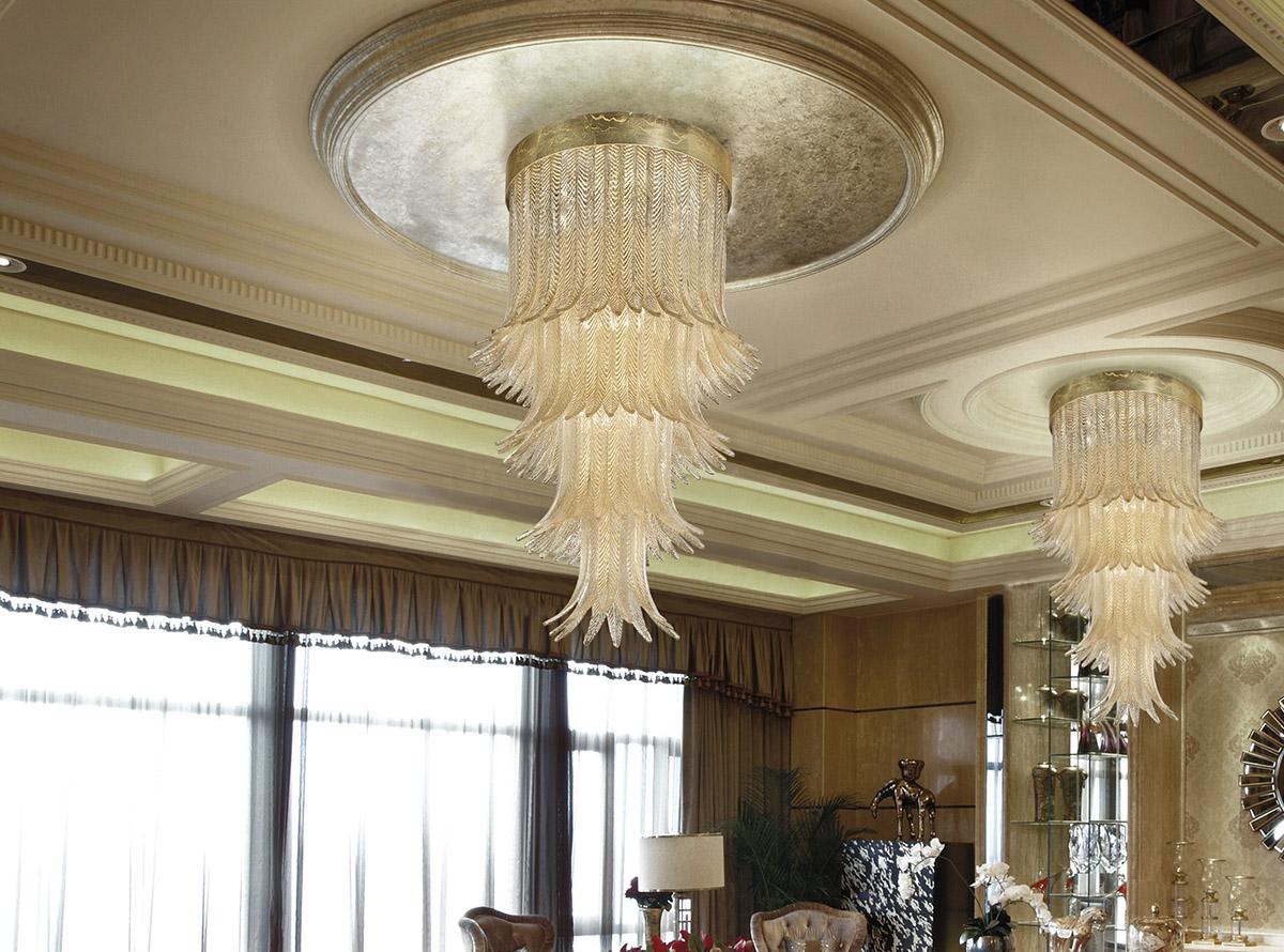 blown-glass-chandelier-lighting-1850p-gold