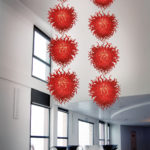 Custom murano glass lighting C-E.H.F.26 - Ghirigori