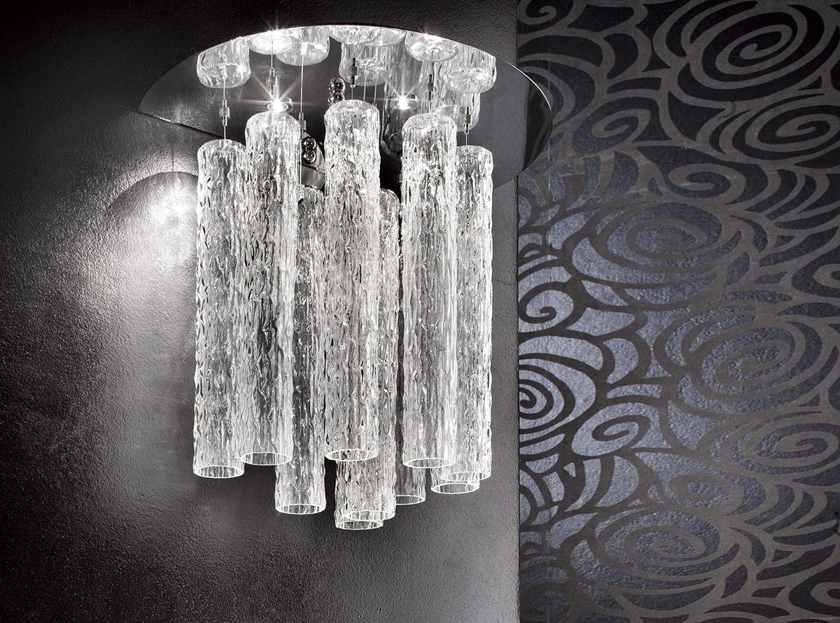 Venetian-glass-chandelier-3600-AP-liquidambar