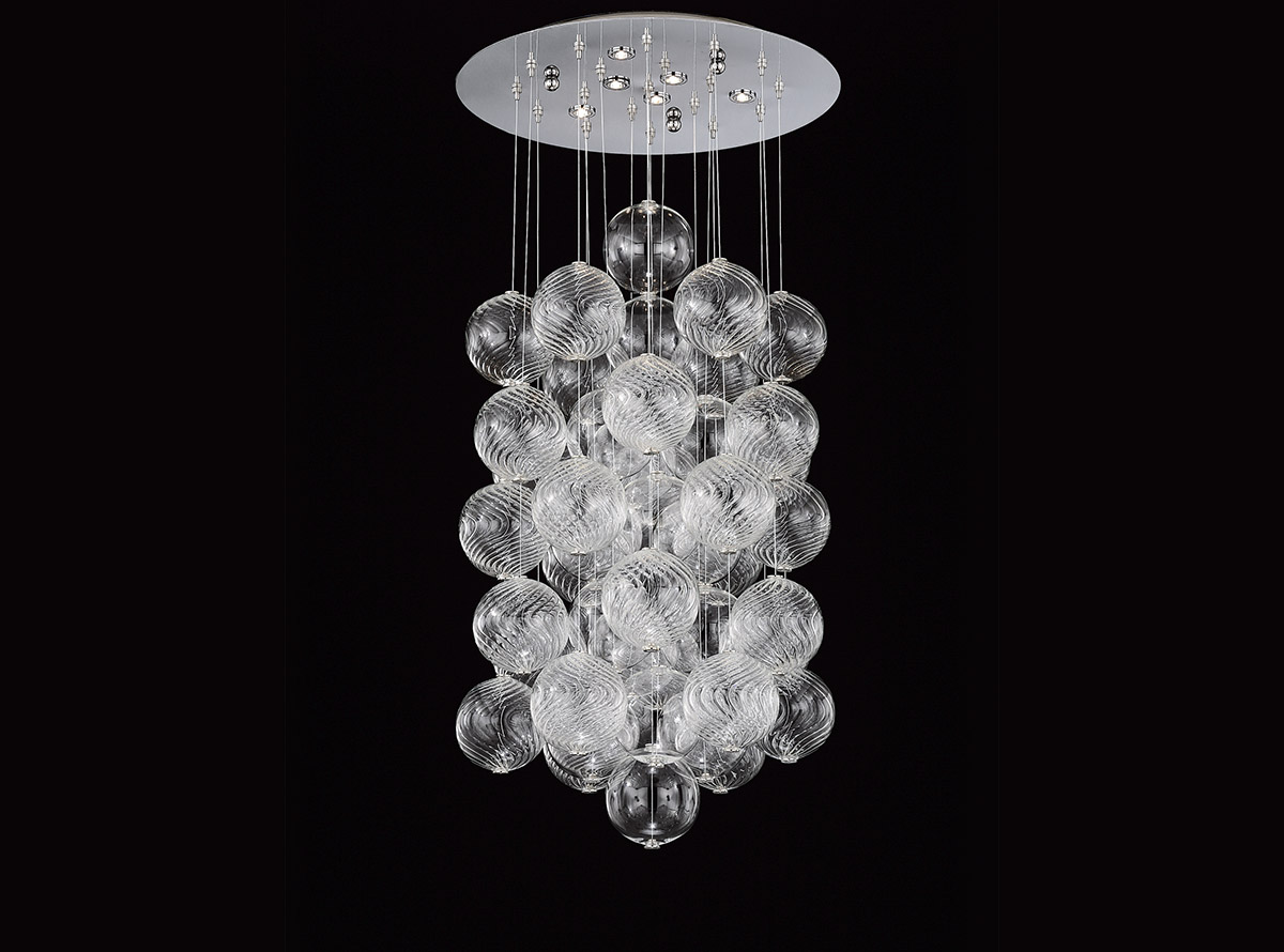blown-glass-chandelier-C-4100-S6-bolle-vetro