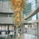 Custom blown glass chandeliers - Ghirigori - C-e.h.f.6