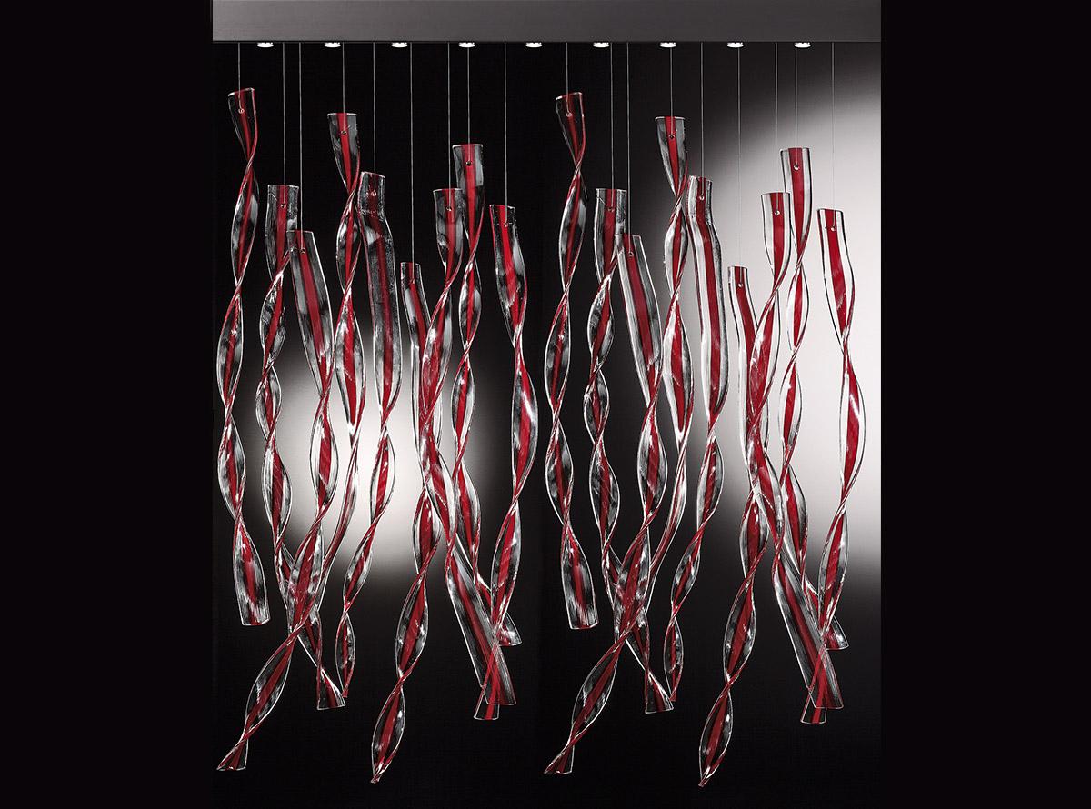 italian-glass-chandelier-C-8500Glass-curtain