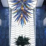 Murano glass lighting T.N.T.3 - Ghirigori