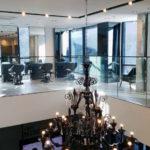 Murano glass handmade chandelier