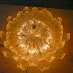 Venetian glass lighting