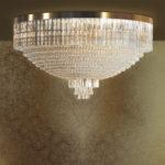 Collezione Ambient lampadari in vetro di arte contemporanea