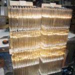 Contemporary lighting Murano glass