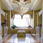 Lampadari contemporanei in vetro di Murano collezione Ambient