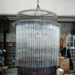 Custom lighting murano glass