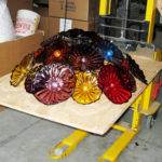 Italian blown glass