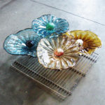 Murano hand blown glass