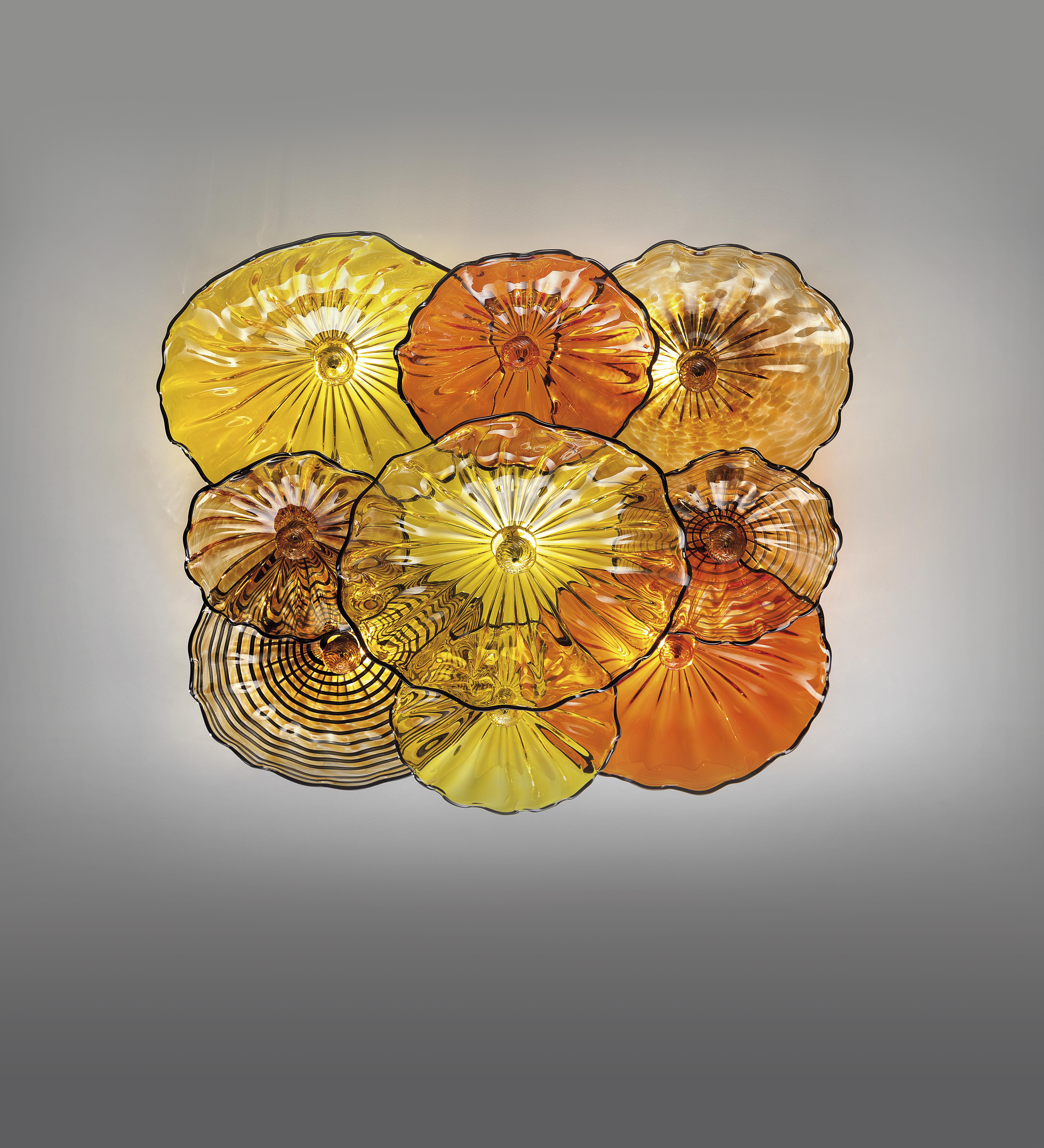 Lampadari fatti a mano: luce, forme e colori   glass and glass murano