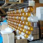 Murano glass - blown glass lights