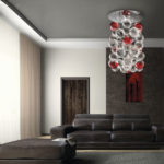Contemporary italian lighting glass - bolle