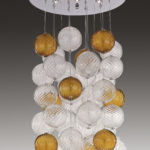 Murano glass custom lighting - bolle