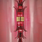 Murano italian glass - custom made glass chandeliers