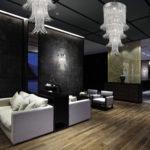 Handmade Murano italian glass chandeliers