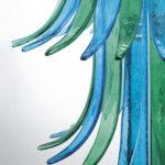 Murano italian glass - handmade glass chandeliers