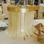 Murano italian glass - Italian art glass chandeliers