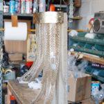 L'arte italiana di lavorare il vetro: sculture di luce