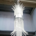 Lampadari in vetro di Murano: vere e proprie sculture di luce