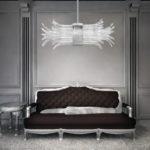 sculture di luce per interni di lusso