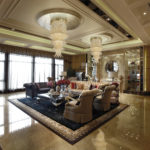 sculture di luce: luxury interiors