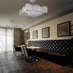 Luxury interior lighting