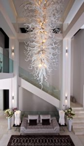 bespoke luxury murano chandelier