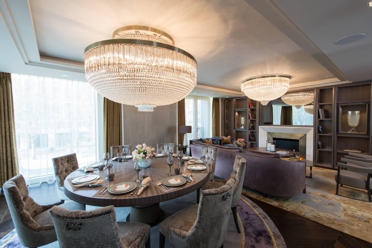 Soluzioni custom per progetti di luxury interior design