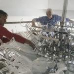 handmade Murano glass